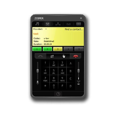 Zoiper Softphone - IPComms