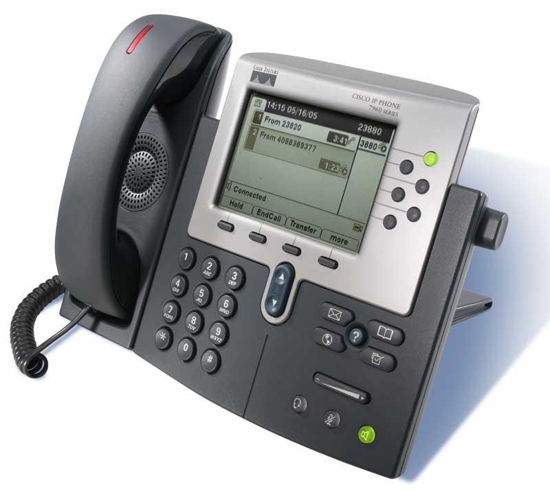 Cisco 7940/7960 - IPComms